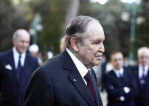 Алжирский президент Абдельазиз Бутефлика