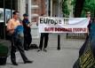 пикет за федерализацию Украины
