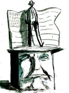 , Американская статуя