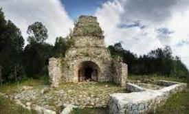 , Удивительные места в Украине: Токовский водопад и Ангелевская доменная печь